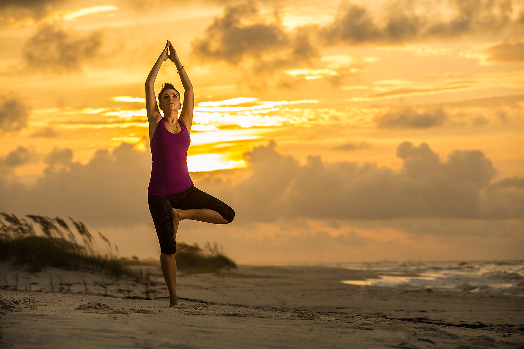 Beach-Yoga-Sunrise